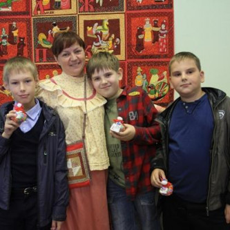 Центр Романовской игрушки туры из Тамбова